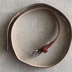 Banana Republic Genuine Leather Belt (Size Small)